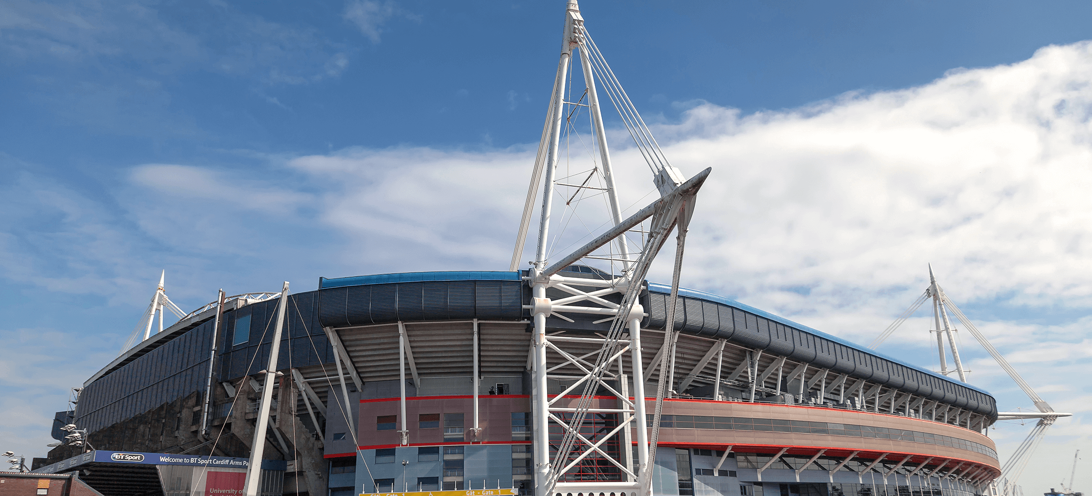 How the Principality Stadium puts Cardiff on the world stage